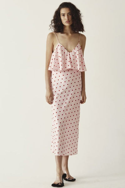 GARY BIGENI Adele Dress, Polka Dot