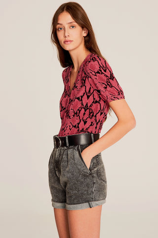 BA&SH Cleo Top, Rose
