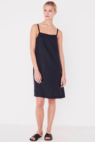 ASSEMBLY LABEL Pinafore Dress Black