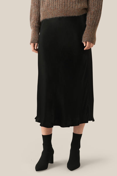 SECOND FEMALE Eddy Skirt, Black