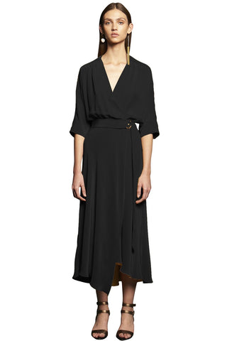 GINGER & SMART Awakening Wrap Dress