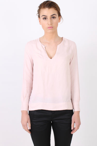 PERISCOPE Studio Shirt, Blush