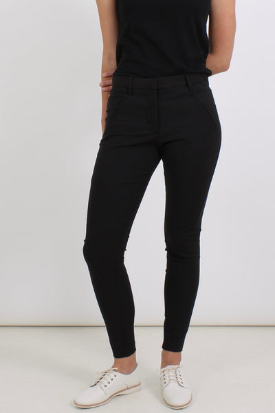 FIVE UNITS Angelie Jegging, Black