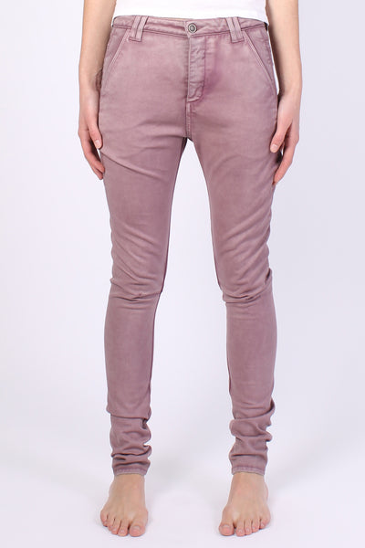 Nazz Pant, Washed Pink