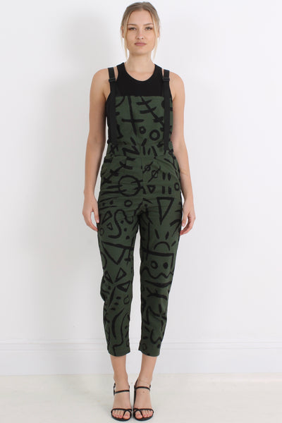 HH Overalls, Verse 2 Olive