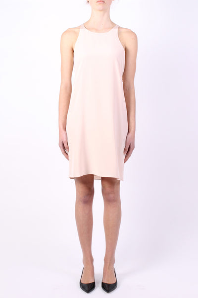 TIBI Cape Back Dress
