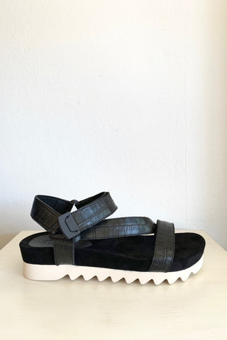 ROLLIE Tooth Wedge Sandal