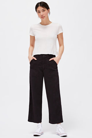 LACAUSA Stella Trouser, Black