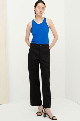 KOWTOW Carpenter Pant, Black