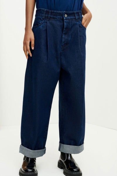KOWTOW Worker Jeans, Indigo Denim