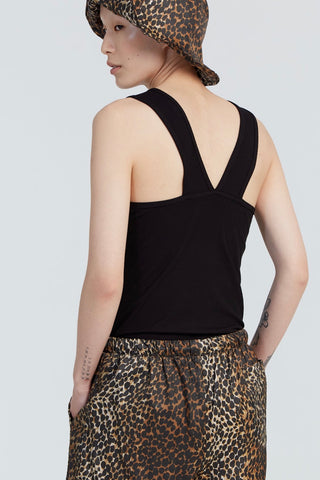 ZAMBESI Workout Tank, Black