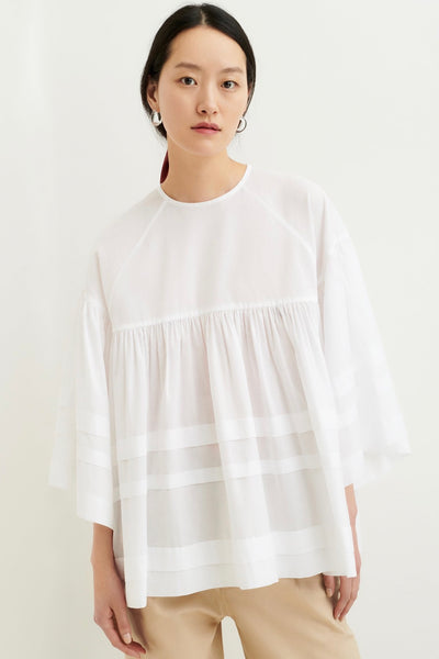 KOWTOW Aerial Top, White