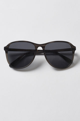 KATE SYLVESTER Holden Sunglasses, Gray Grad