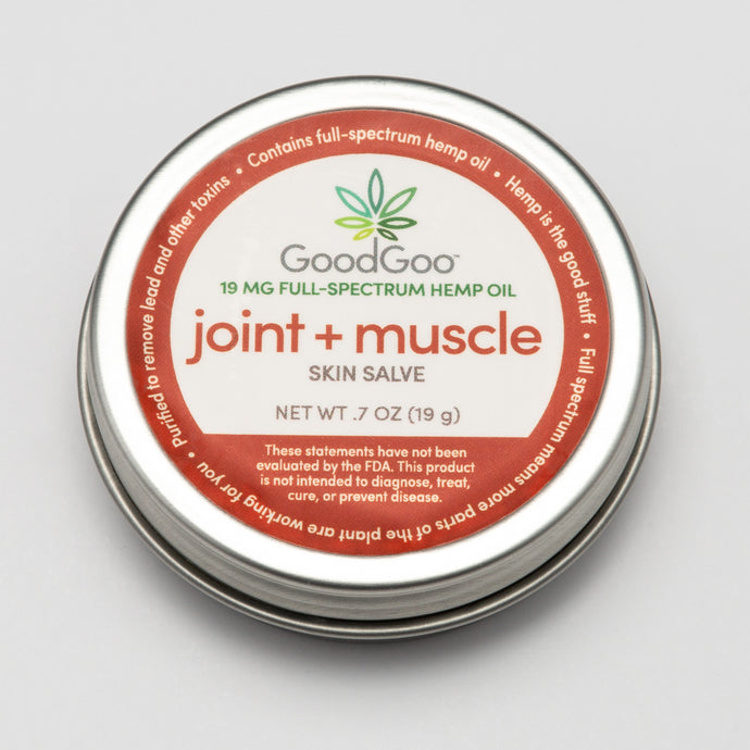 Joint + Muscle