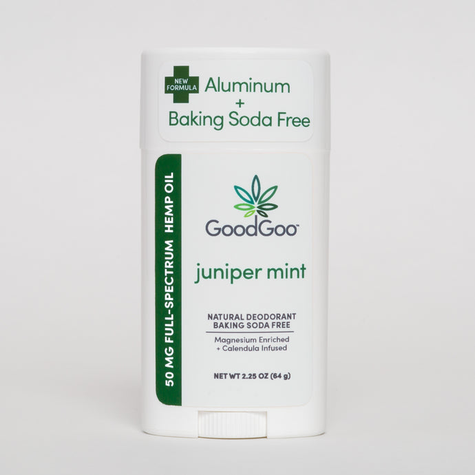 Juniper Mint Hemp Deodorant