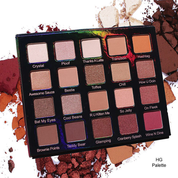 HG Eye Shadow Palette