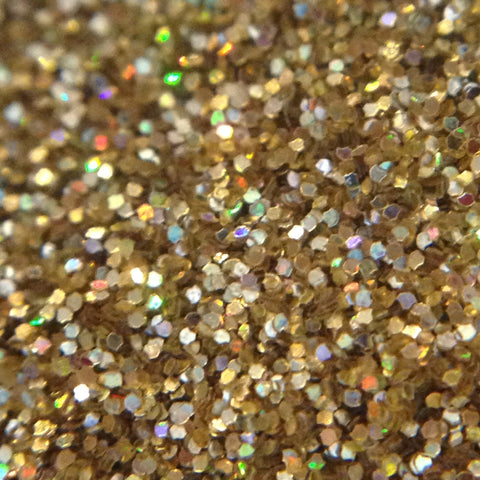 Golden Fairy Glitter