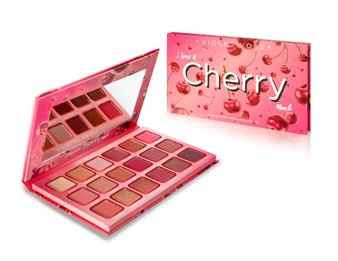 I Love You Cherry Much Palette