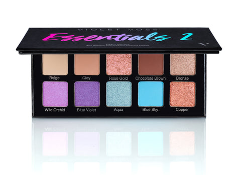 Essentials 2 Eye Shadow Palette
