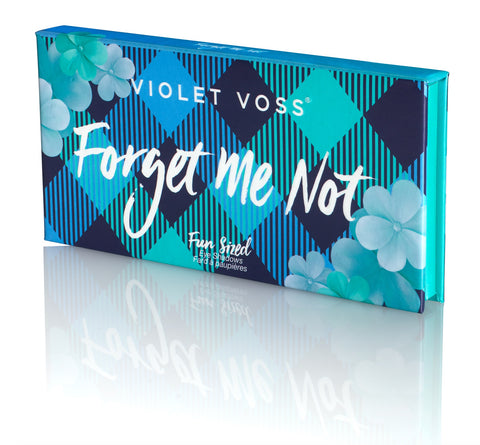 Mini Forget Me Not Palette