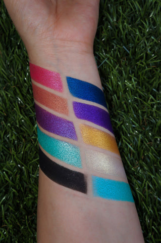The Rainbow Palette