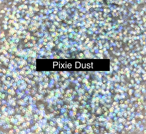 Pixie Dust Glitter Gel