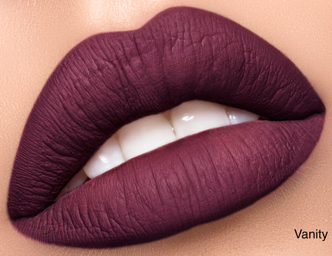 Liquid Lipsticks- Mousse Finish