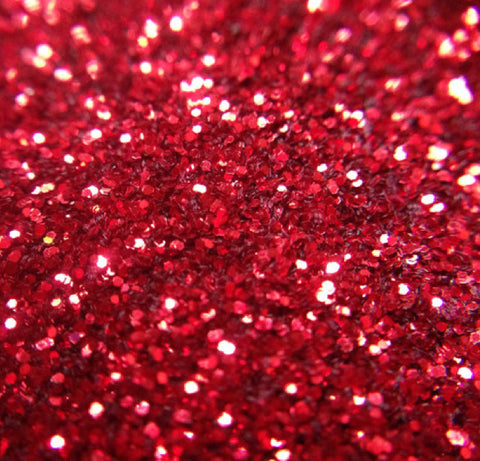 Red and Pink Glitter