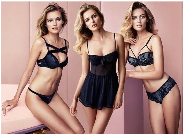 Lingerie for Winter: The Cold Never Bothered You Anyway!