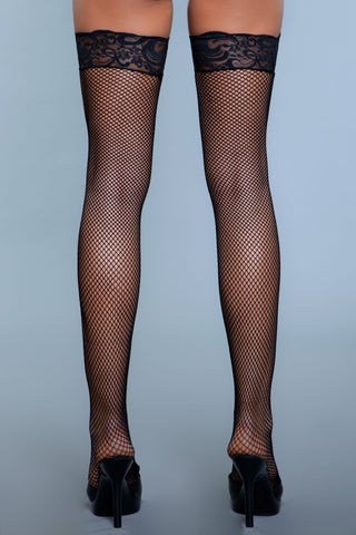 Image of Kiss Goodnight Thigh Highs