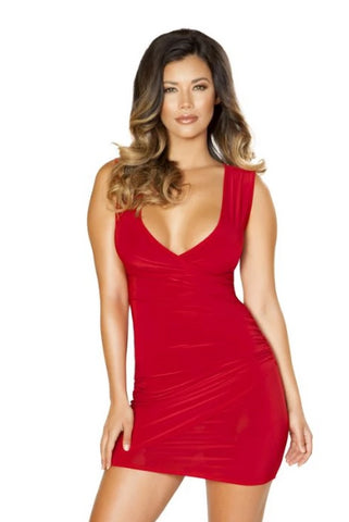 Kaylani Mini Dress-Dress-Fab Fantasies