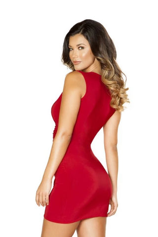 Image of Kaylani Mini Dress-Dress-Fab Fantasies