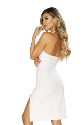 Image of Jessica Low Neck Dress-Dress-Fab Fantasies