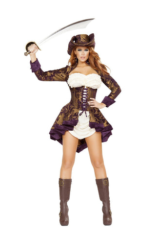 Image of Classy Pirate-Costumes-Fab Fantasies