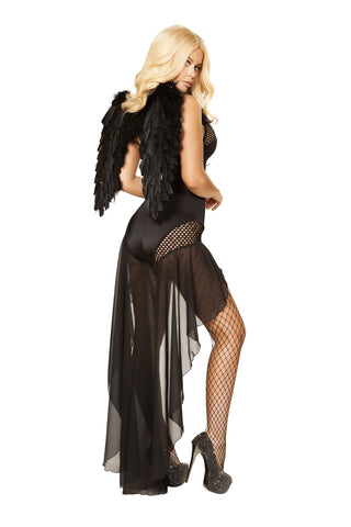 Angel Of Darkness-Costumes-Fab Fantasies