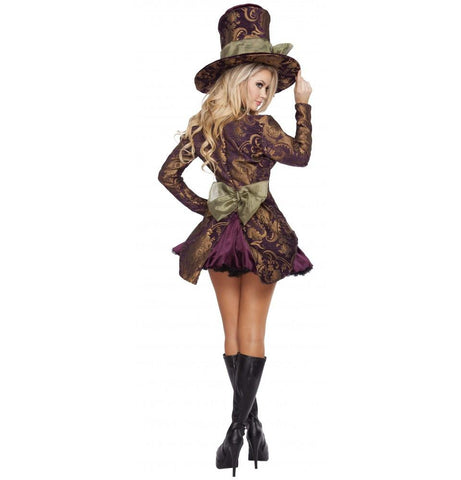 Image of Tea Party Vixen-Costumes-Fab Fantasies