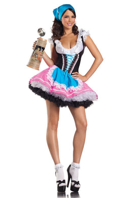 Sexy Beer Girl-Costumes-Fab Fantasies