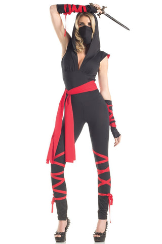 Image of Mortal Ninja-Costumes-Fab Fantasies