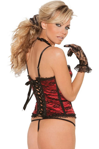 Willa Bustier And G-string-Bustier-Fab Fantasies
