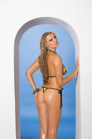 Image of Kathleen 2 Pc. Swimwear Set-Bikinis-Fab Fantasies