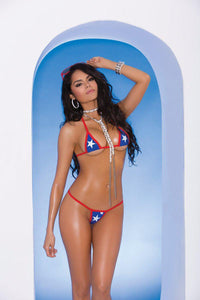 Matilda 2 Pc. Swimwear Set-Bikinis-Fab Fantasies