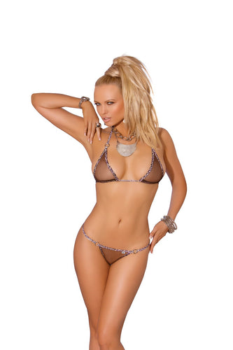 Paislee 2 Pc. Swimwear Set-Micro Bikini-Fab Fantasies