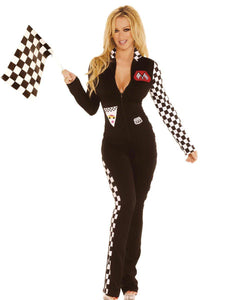 Race Car Driver Costume-Costumes-Fab Fantasies