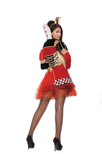 Queen Of Hearts-Costumes-Fab Fantasies