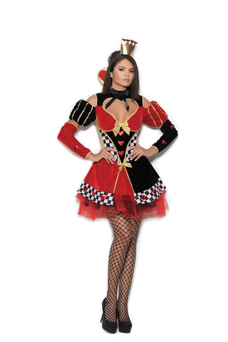 Image of Queen Of Hearts-Costumes-Fab Fantasies