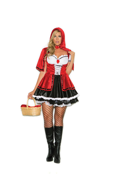 Storybook Red-Costumes-Fab Fantasies