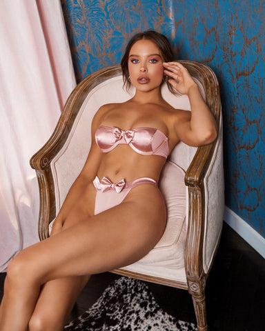 Image of Mylah Cutesy Bow Short Set