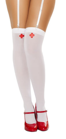 Nurse Stockings-Costumes-Fab Fantasies