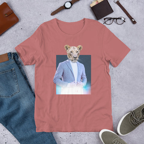 Big Dapper Cat - Unisex T-Shirt - Layered Clothing Co.