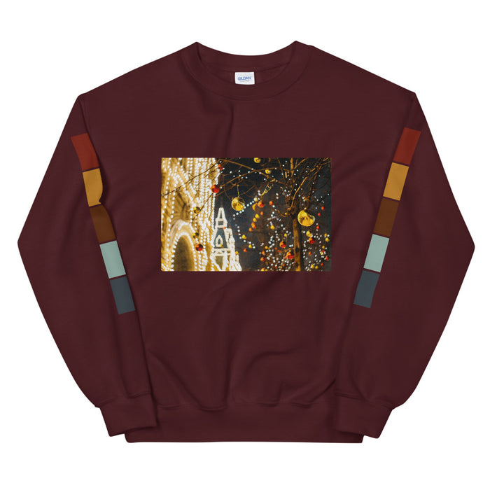 Home for the Holidays Unisex Sweatshirt -  Layered Clothing Co.